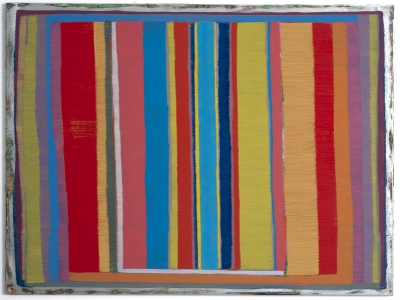 Öl auf Metall, 70 x 80 cm
