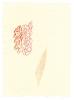 Tinte und Buntstift auf Bütten, 20 x 16 cm